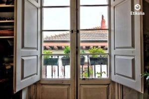 ventana casco viejo bilbao