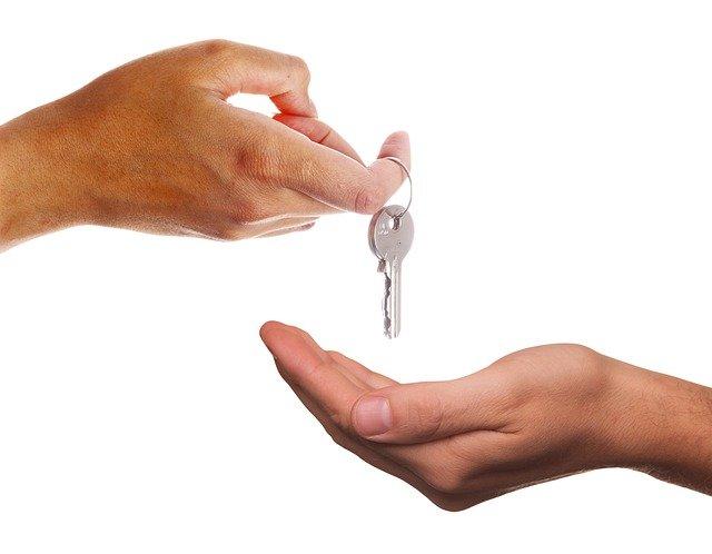 entrega de llaves